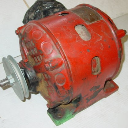 What is an electric motor john 39 s electric motor service for Antique electric motor repair